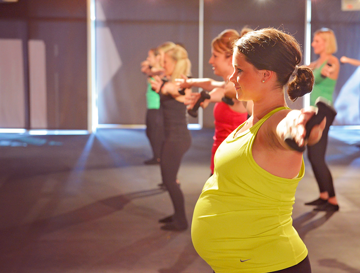 Fit After Baby The Barre Code