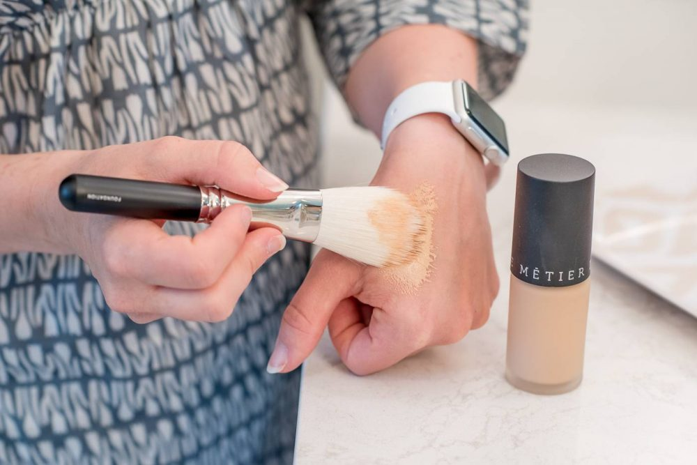 Le Metier de Beaute Foundation