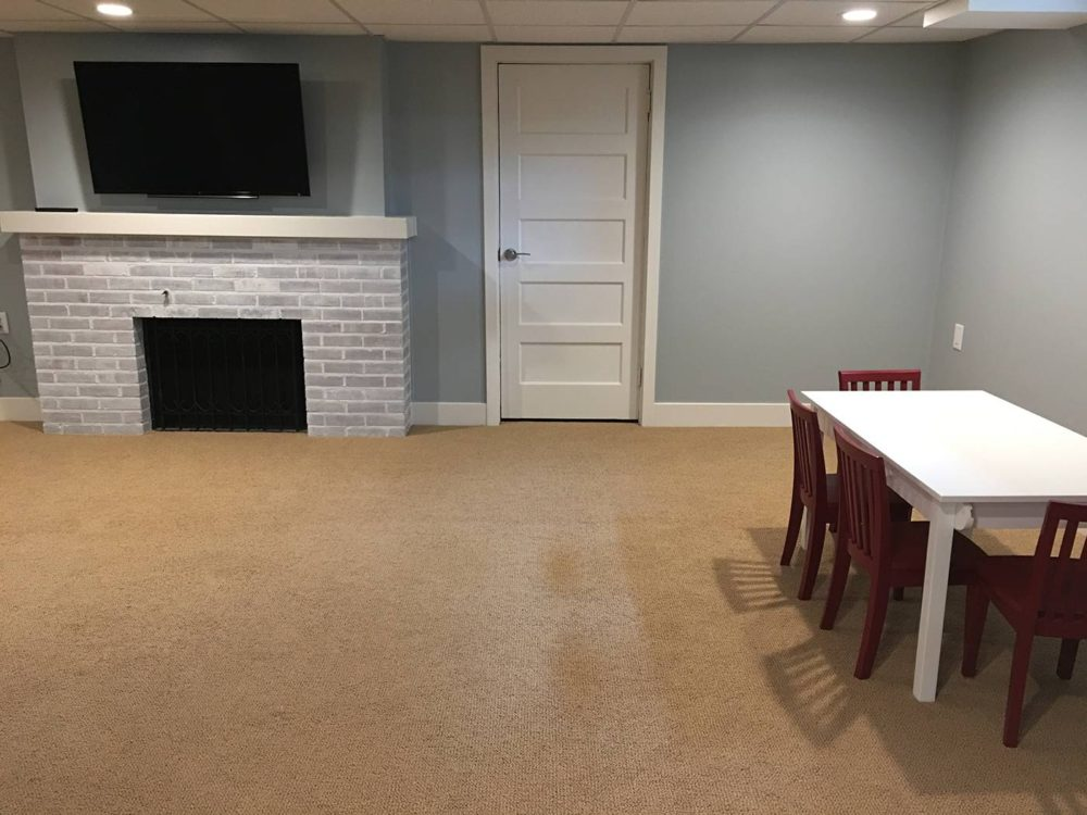 Playroom Renovation Finished