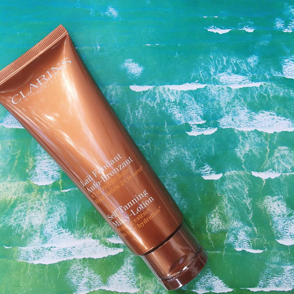 Clarins Summer BEauty Self Tanner