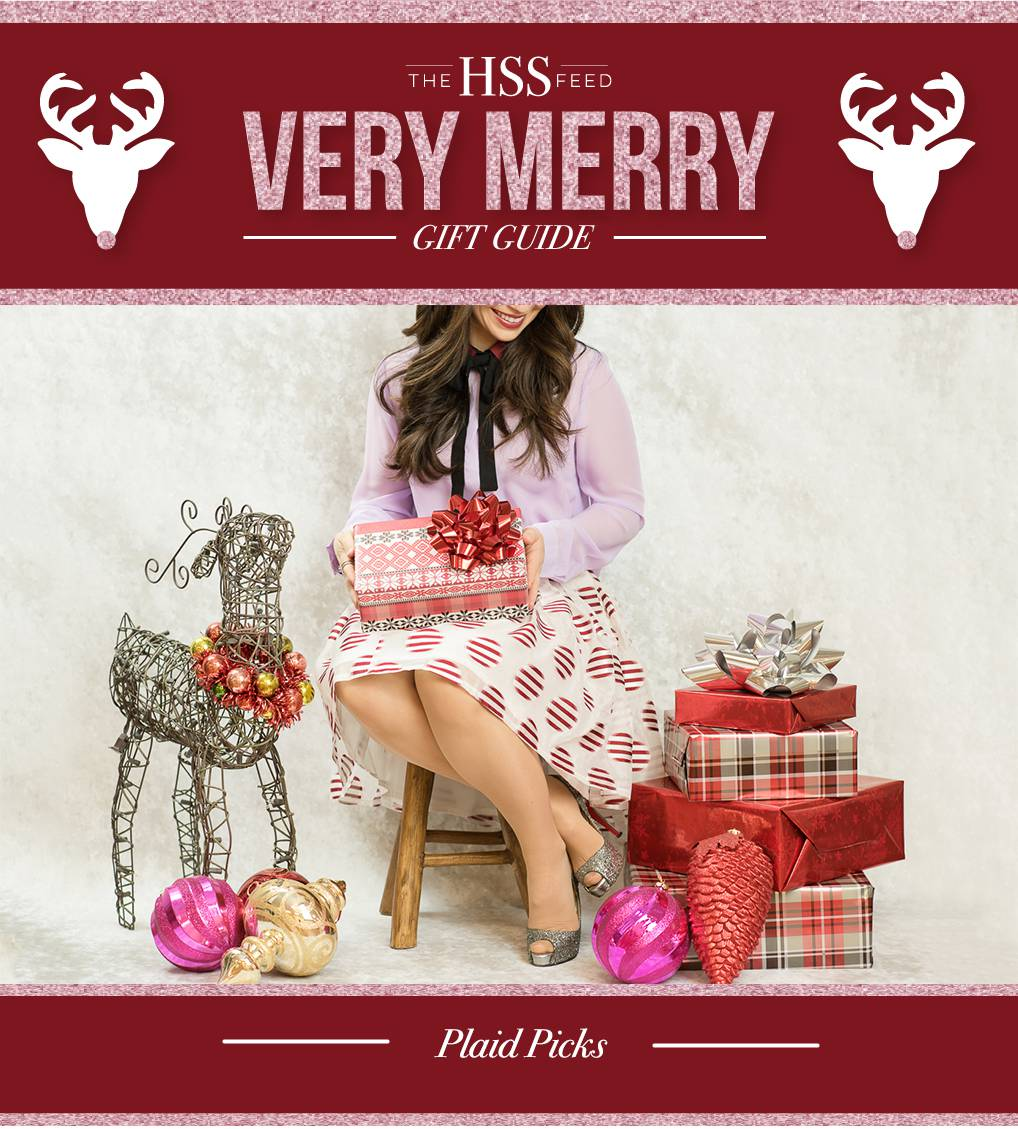 plaid gift ideas