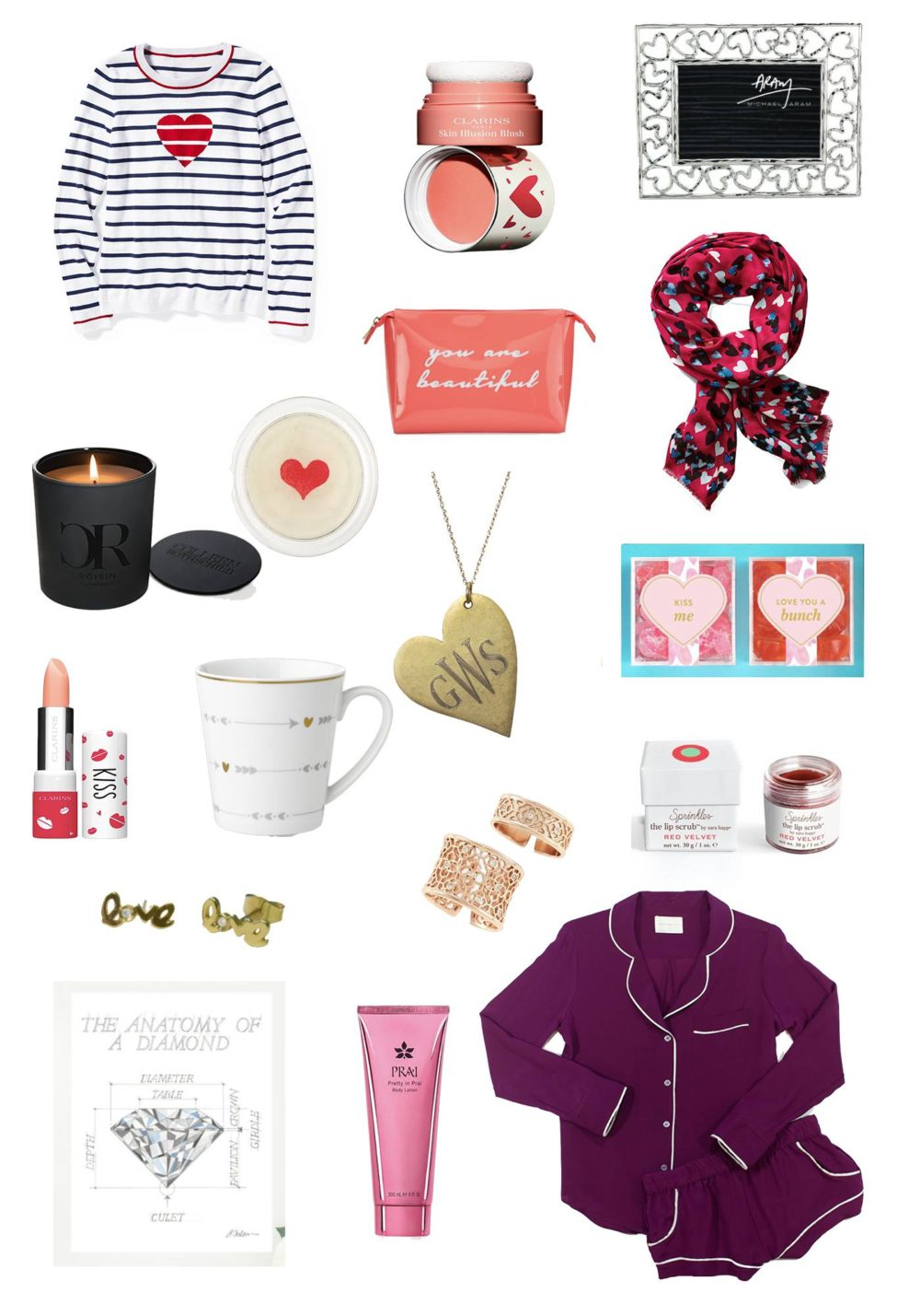 Valentine 39 s day gift ideas for her the hss feed for Valentine day gifts ideas for her