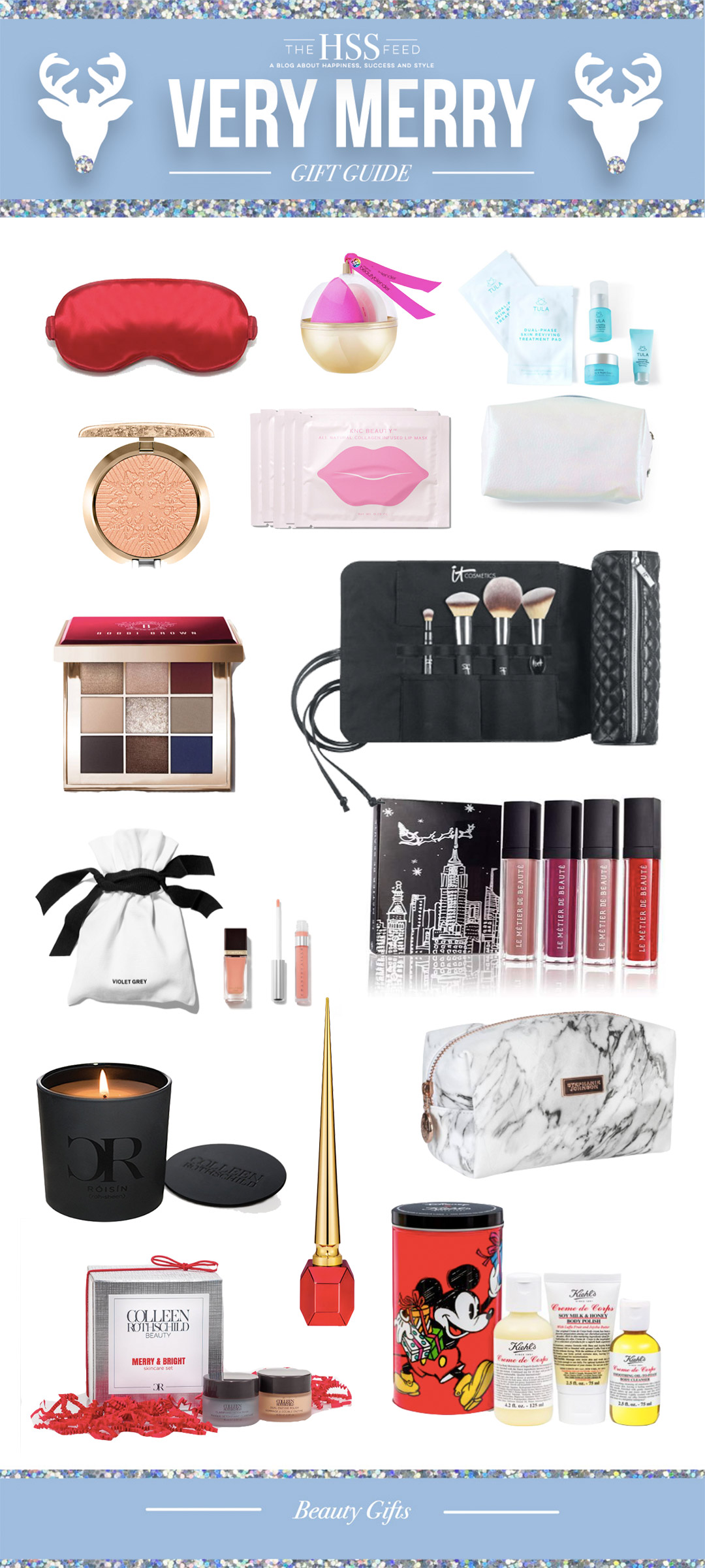 best beauty gifts under 100