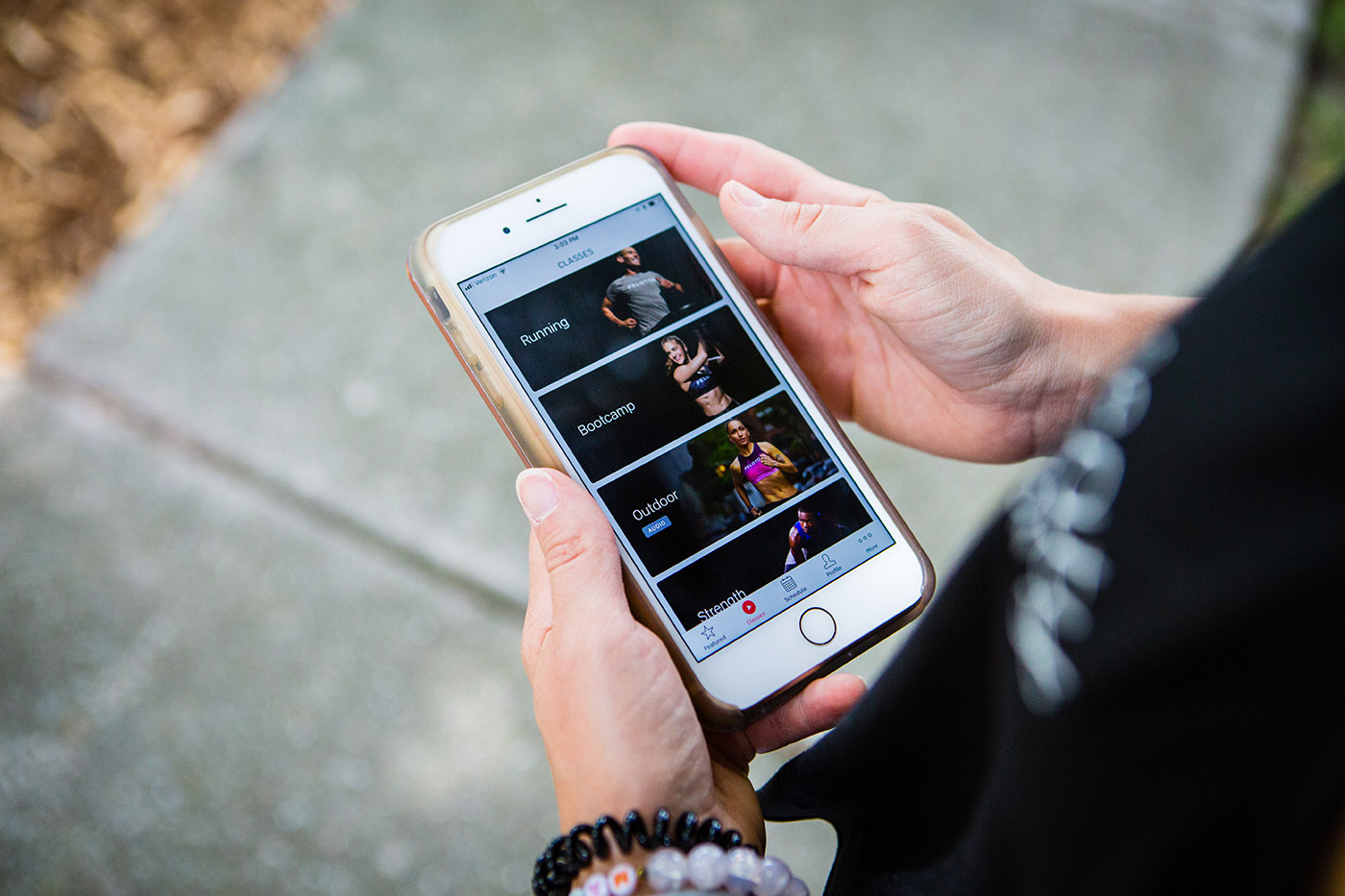 Peloton Digital Workouts Review featured by top US life and style blog, The HSS Feed.