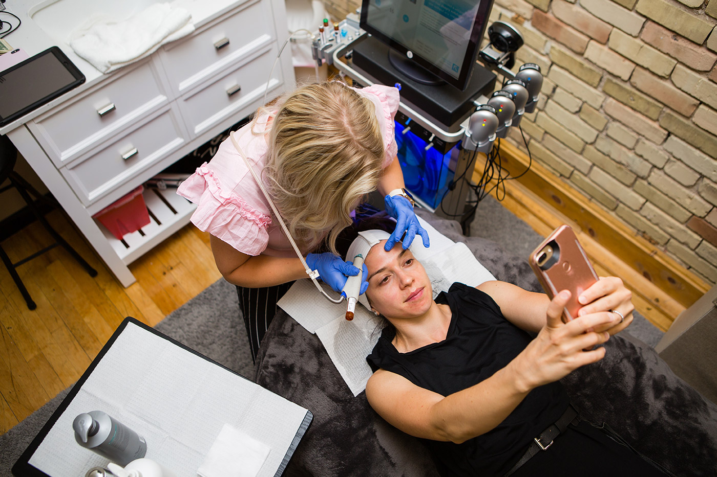 Radiance HydraFacial Tondue Medical Spa | The HSS Feed