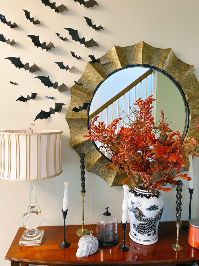 Halloween Home Decor Ideas featured by top US lifestyle blog, The HSS Feed