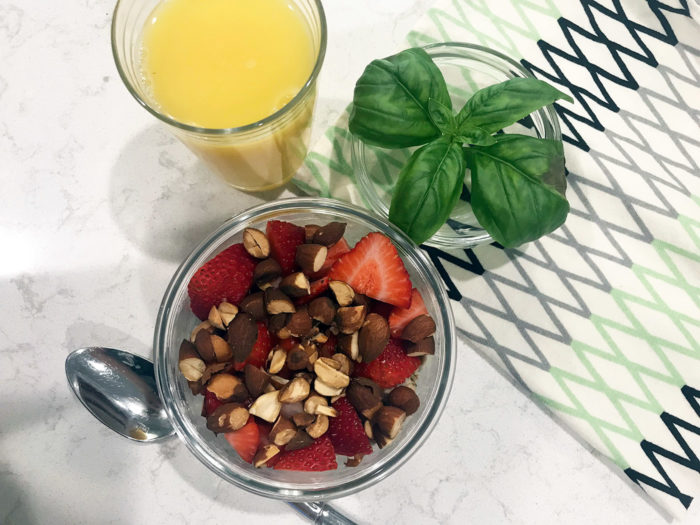 high carb healthy breakfast recipe
