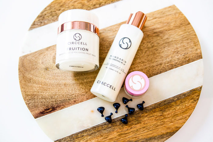 Circcell Skincare review featured by top US life and style blog, The HSS Feed.