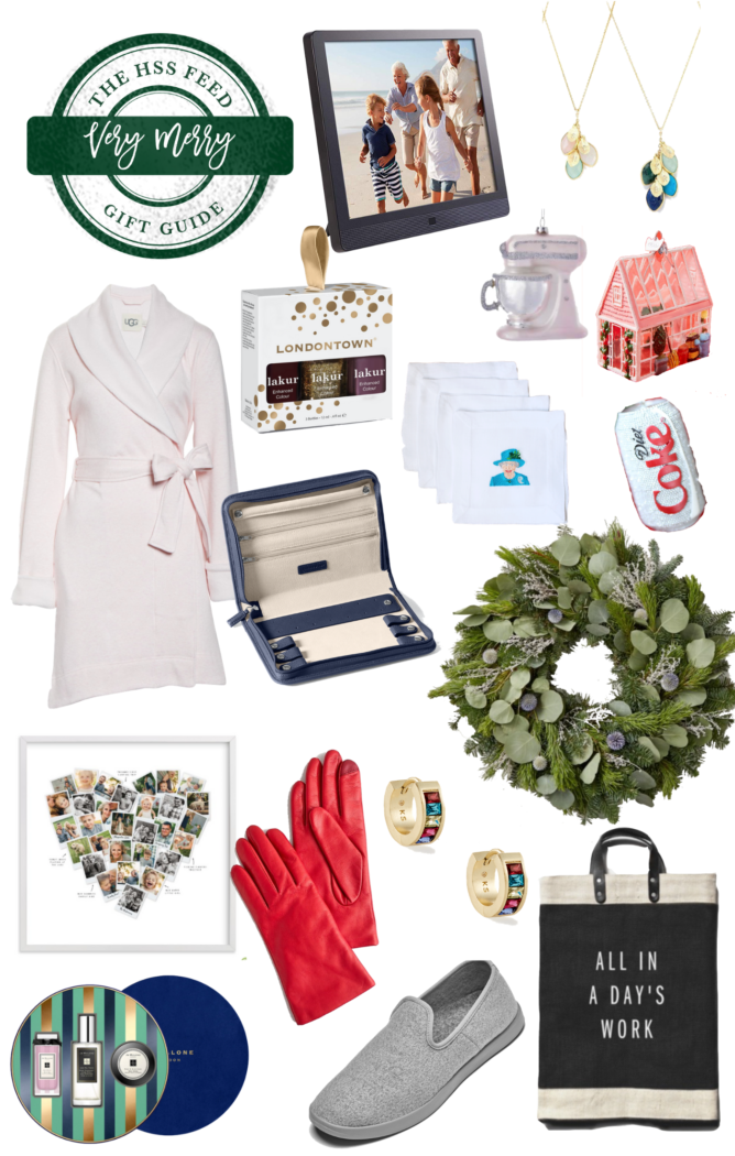 Holiday Gift Guide: 16 Mother in Law Gift Ideas featured by top US lifestyle blog, The HSS Feed.