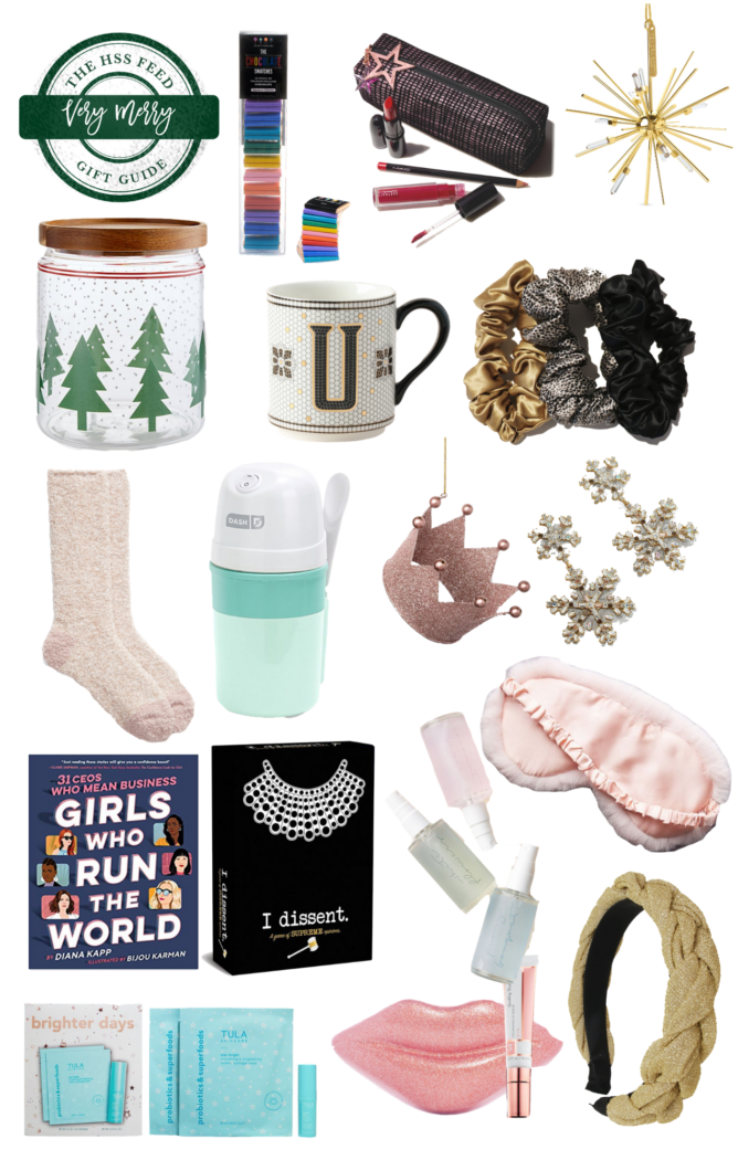 Holiday Gift Guide: Best Gifts for Her Under $50 featured by top US life and style blog, The HSS Feed