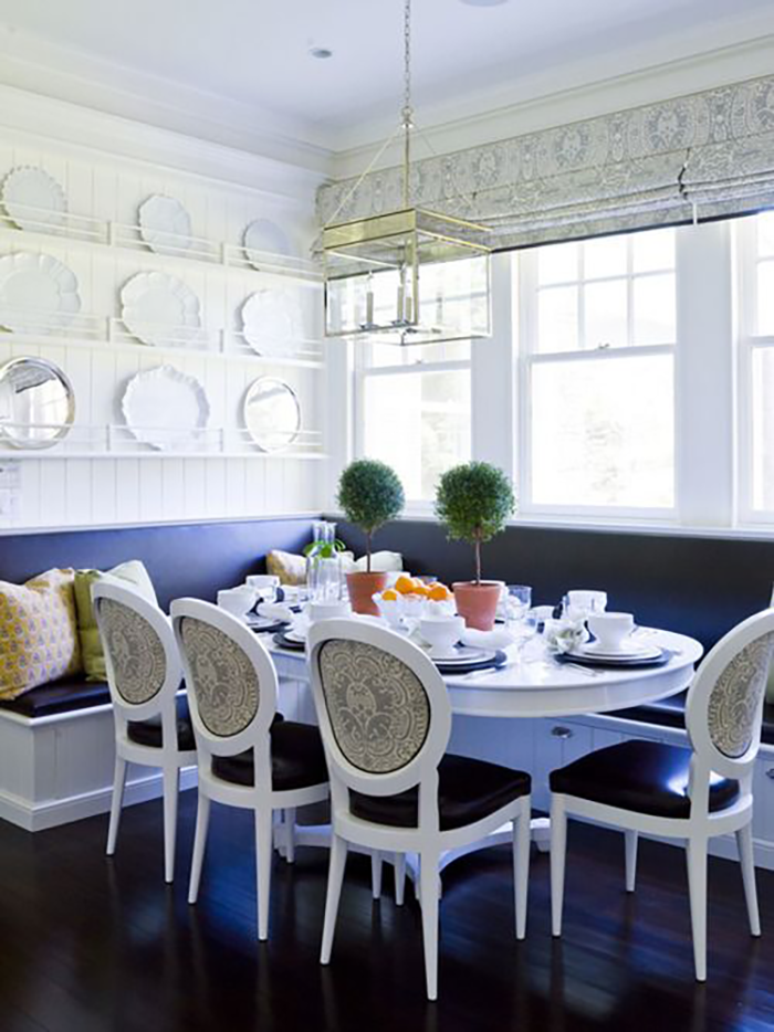 Breakfast Room Inspiration