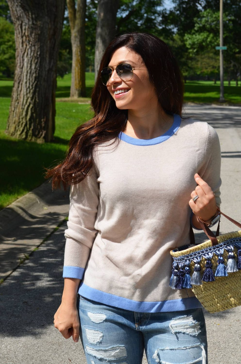 Sail to sable fall sweater