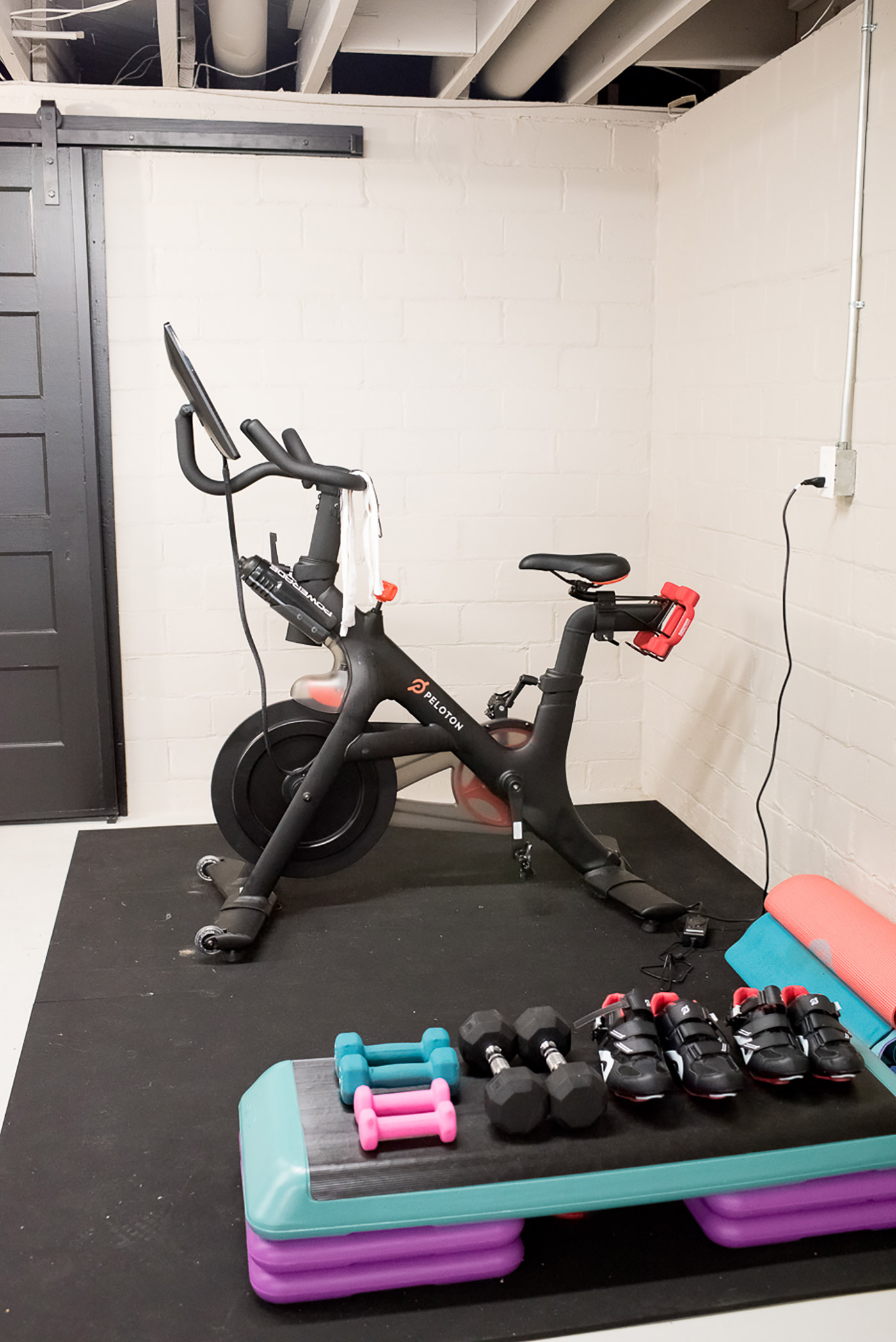 Peloton Bike Workouts reviewed by top US lifestyle blog, The HSS Feed.