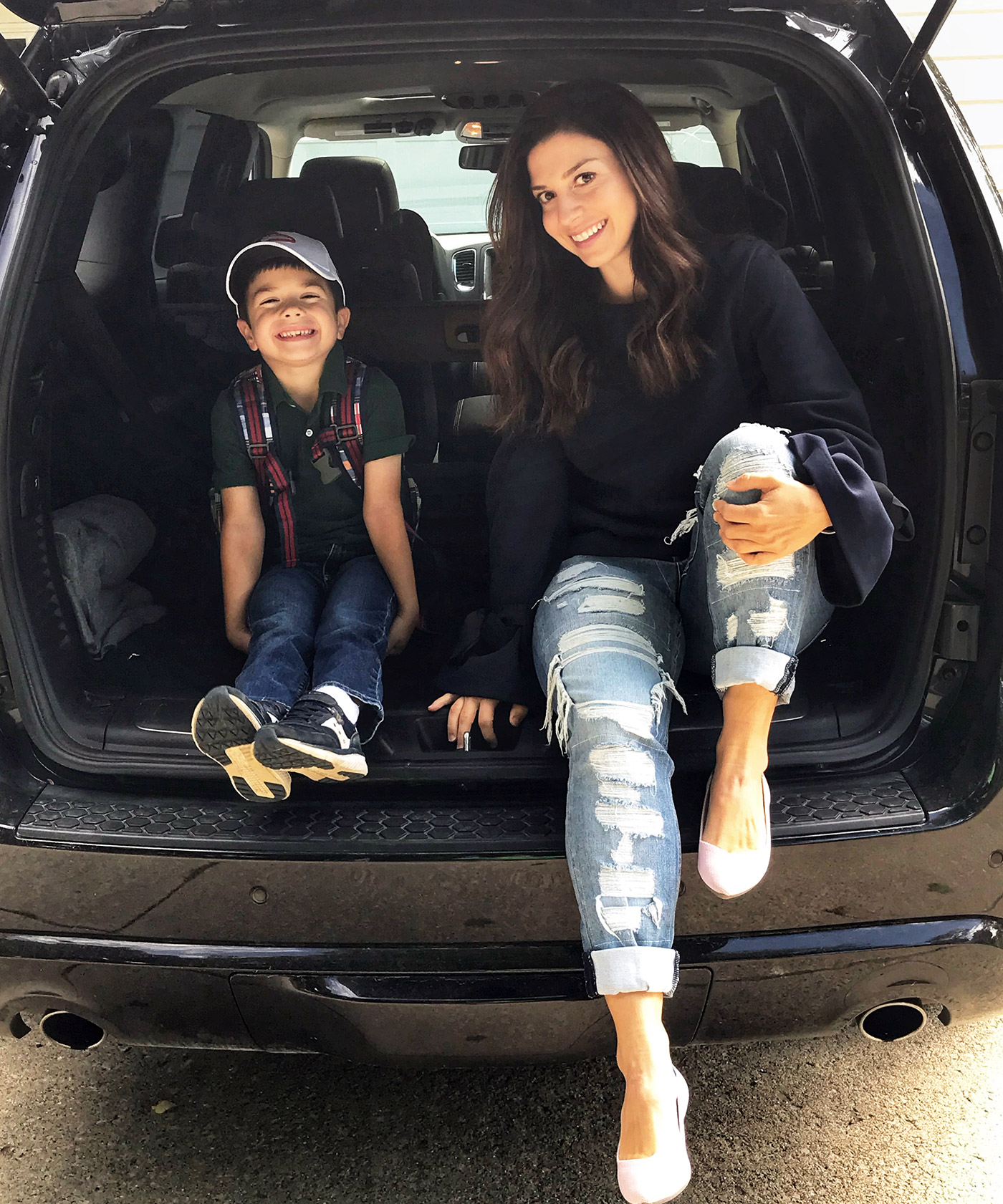 Booster Seat Safety Tips featured by top US lifestyle blog, The HSS Feed.