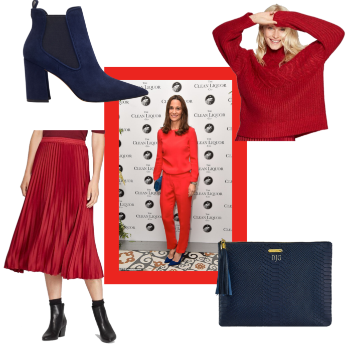 Pippa Middleton Holiday Outfit Inspiration featured by top US fashion blog, The HSS Feed