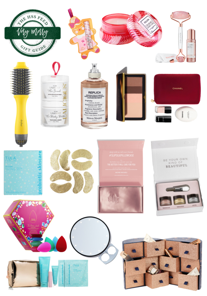 Holiday Gift Guide: 16 Perfect Beauty Gifts for Her featured by top US life and style blog, The HSS Feed.